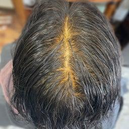 画像 #美らヘナ #美ら藍 #ヘナの2度染め #Wヘナ染め #髪質が #若返る の記事より 5つ目