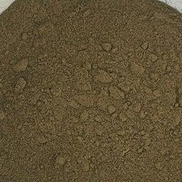 画像 #ヘナ #自家製ヘナ #ヘナの刈り取り #乾燥 #製粉 #100メッシュ #ふるいにかける の記事より 12つ目
