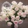 スプレーバラ カンタータ【花屋の花図鑑】の画像