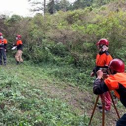 画像 林業女子、測量する! の記事より 6つ目