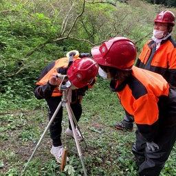 画像 林業女子、測量する! の記事より 8つ目