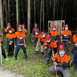 画像 林業女子、測量する! の記事より 1つ目