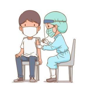 複数ブースター接種が迫っている!の画像