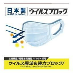 画像 日本製マスク50%還元+15%OFF の記事より 2つ目