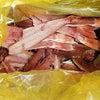 超贅沢な、モクズガニの餌!の画像