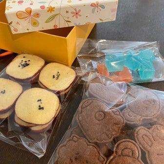 BT21クッキーと食欲の秋