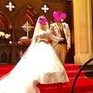 5ケ月でご成婚されたアラフォー女子、旦那さん15キロ減量の末、挙式されました♡