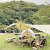 連休キャンプ①