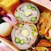 あきちゃんちのラララ♪お弁当♪豚バラのアスパラチーズ巻きレシピ編