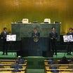 国連総会BTS スピーチ& パフォーマンス