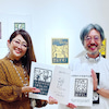 大野隆司版画展に行ってきました♪の画像