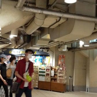 上野駅のアリス