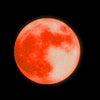 心に一番残った月の画像