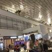 ジャカルタ戻りました。空港は密でした。