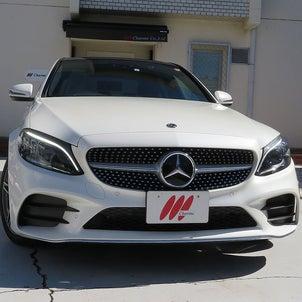 Mercedes-Benz C200 4MATIC AVANTGARDE AMG Line 入庫の画像