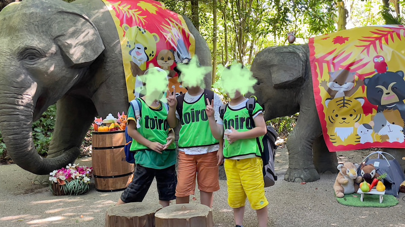 o1080060815004265752 - 9月19日 toiro平塚 ズーラシア動物園へ!!