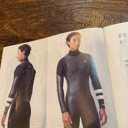 画像 ウェットスーツ取り扱いブランド紹介 Hurley wetsuits の記事より 1つ目