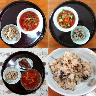 脂肪燃焼スープダイエット 7日目 総括20:00