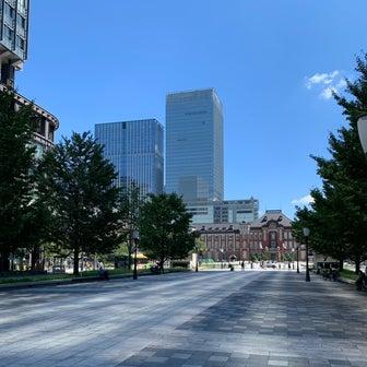 東京散歩、日比谷〜丸ノ内・大手町〜日本橋へ