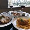 夕食はお部屋で @バンコク マリオットホテル スクンビット