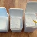 日本製☆ダイソーでお気に入りな粉末洗剤の保存はこれ!