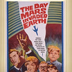 「The Day Mars Invaded Earth(1963年)」。。。