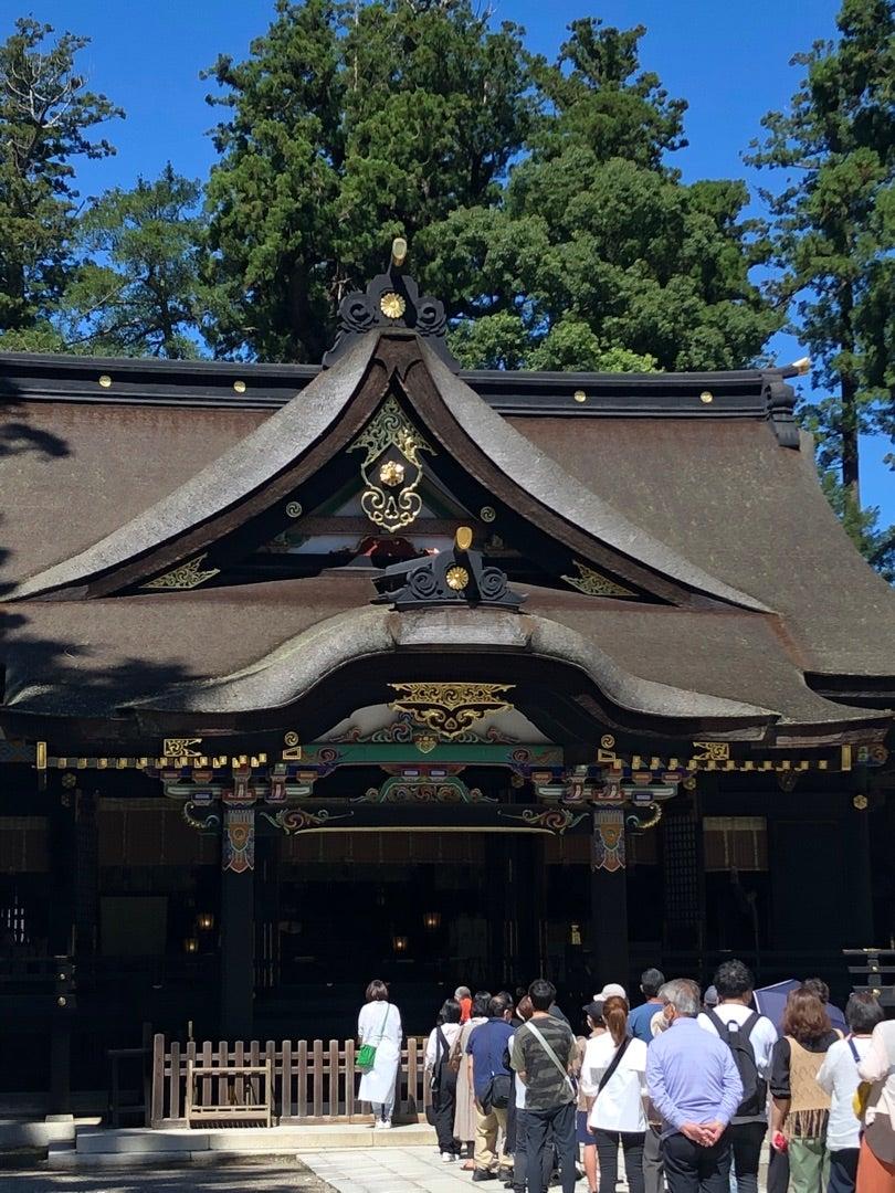 香取神宮へ