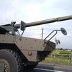 戦車に遭遇