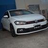 VW POLO GTIに プロセッサーとウーハー追加で一更に 音質UP!快適に!の画像