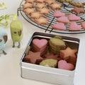 【学び】カラフル米粉型抜きクッキーレッスン