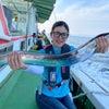 船釣り体験。タチウオ釣り。の画像