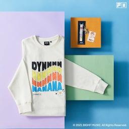 画像 FILA X BTS Dynamite Collection の記事より 14つ目
