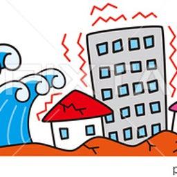画像 大規模災害の前に発生する歪み(1)地震や津波の場合 の記事より