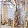 上棟から42日〜断熱材と電気工事途中〜の画像