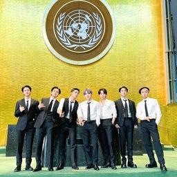 画像 韓国の大統領、BTSのメンバーが偉大な外交官である理由を話す の記事より 3つ目