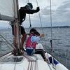 9月26日   寒空の葉山沖の画像