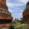 ミャンマー旅行ひとり旅①世界三大遺跡バガンの画像