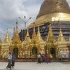 ミャンマー旅行ひとり旅③優しいミャンマーの人達に癒されパワーチャージの画像