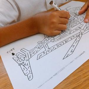鉛筆の持ち方の画像