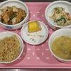 くじらの給食の画像