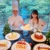2021 クリスマスケーキ「ホテル椿山荘東京」プレス発表会の画像