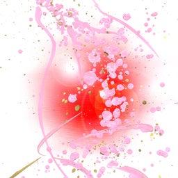 画像 ピンクのエネルギー 桜龍ドラゴンアート の記事より