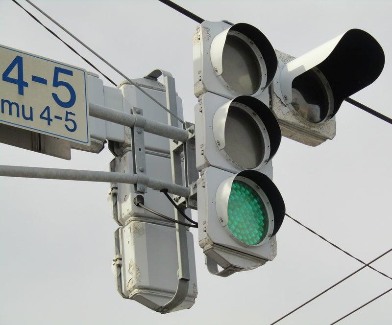 北海道 信号機