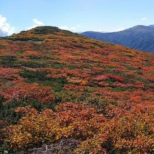 9月19日の八幡平 三ッ石山の画像