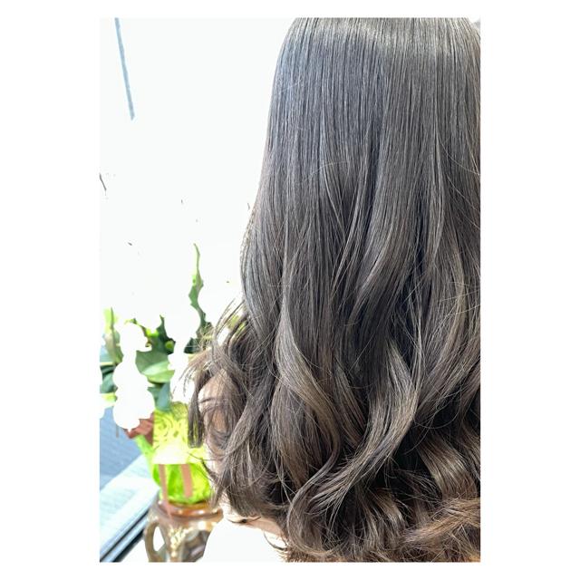 髪質改善プレミアムトリートメントは施術後でも巻き髪OK!