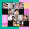 コーラル系ピンクにベージュ、ブラウン☆の画像