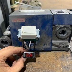 ドリル研磨機修理の画像