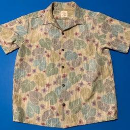 画像 紬着物を洗い張りして和ろはシャツに... の記事より 3つ目