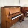 展示ピアノの入れ替えと撤収。の画像