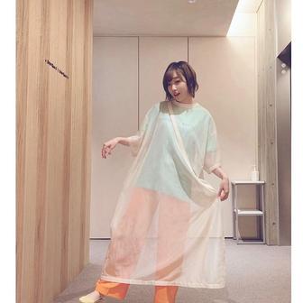 田所あずさ インスタグラム 昨日の #想い出アニソン同好会 の衣装